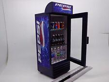 1:12 Scale Single Door Pepsi Cooler Dolls House Miniature Pub Bar Accessory