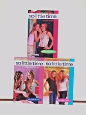 Mary-Kate & Ashley, So Little Time, Lot of 3 Books