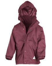 Manteaux, vestes et tenues de neige imperméable rouge pour garçon de 2 à 16 ans Hiver