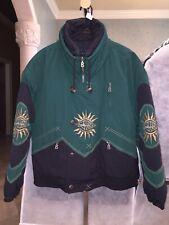 New listing Small Medium Large Bogner Mens Retro Ski Snowboard Winter Jacket Coat Snow Warm