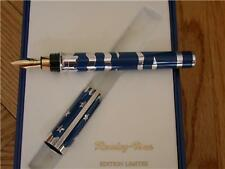 "ST DUPONT ""RENDEZ VOUS"" MOON FOUNTAIN PEN - MINT, RARE"