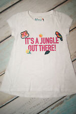 """Tu Brand New Girls """"It's A Jungle Out There"""" Slogan Tunic Top Age 2-3 Years"""