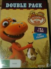 Jim Henson's Dinosaur Train - Double Pack (T-Rex and Fast Friends)