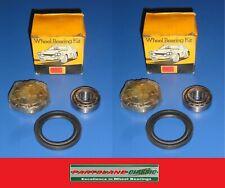 Pair Front Wheel Bearing Kit Chrysler/Commer /Dodge/Talbot PB & SpaceVan 1961-82