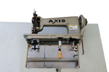 Axis Single Needle Chain Stitch Vintage Embroidery Machine Moss Stitch