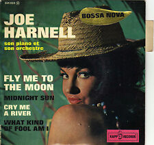 JOE HARNELL FLY ME TO THE MOON BOSSA NOVA FRENCH ORIG EP
