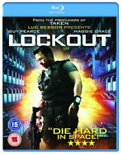 Lockout [Blu-ray] By Guy Pearce,Maggie Grace.