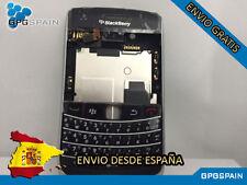 Carcasa Blackberry 9700 NEGRA  CHASIS+FRONTAL+TECLADO+TAPA TRASERA