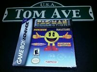 Pac-Man Collection (Nintendo Game Boy Advance, 2001) new gba