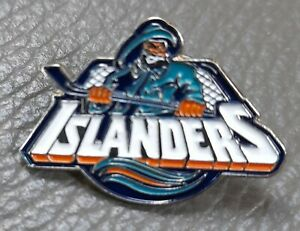 New York Islanders Fisherman Logo pin badge, NHL