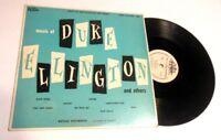 "Music Of Duke Ellington by the Royale Orchestra 10"" LP jazz MONO 1955"