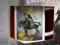 Frank Frazetta New * Death Dealer Ceramic Stein * Fantasy Collectible Dark Horse