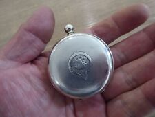 QUALITY ANTIQUE GENTS SOLID SILVER POCKET WATCH CASE
