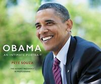 Obama: An Intimate Portrait by Souza, Pete in Used - Good