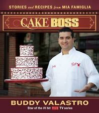 Cake boss by Buddy Valastro (Hardback)