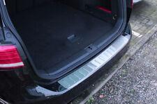 PROTEZIONE PARAURTI BATTIVALIGIA VW PASSAT 3G B8 VARIANT ACCIAIO INOX SATINATO