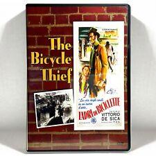 The Bicycle Thief (Dvd, 1972, Image Entertainment, English Sub.) Like New !