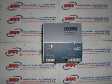 SOLA POWER SUPPLY   SDN 10-24-100