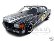 MERCEDES 500 SEC AMG 1989 SPA #5 1:18 DIECAST MODEL CAR BY AUTOART 88931