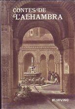 Contes de l'Alhambra d'Irving, Washington