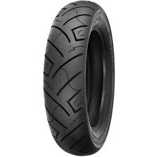 NEW MOTORCYCLE REAR TIRE MU85B-16 SHINKO 777 HARLEY DAVIDSON BLACK WALL