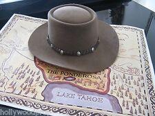 BONANZA LITTLE JOE CARTWRIGHT MICHAEL LANDON STETSON WESTERN COWBOY TAN HAT