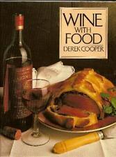 Cookbook - WINE WITH FOOD by Derek Cooper