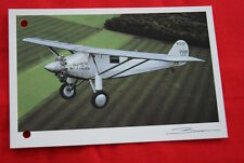 AVIATION- SPIRIT OF SR LOUIS GUY BROCHOT  N°90 CARTE POSTALE