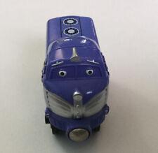 CHUGGINGTON Wooden Railway Train Engine HARRISON - Works with Thomas/Brio