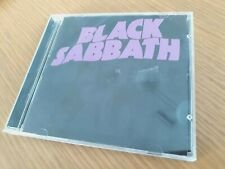 Black Sabbath - Master Of Reality - CD - 1996 - Castle Communications- ESMCD 303