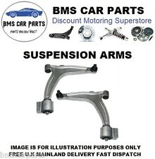 BMW X5 E53 00-07 2 X FRONT WISHBONE LOWER SUSPENSION ARMS & BUSHES LH & RH NEW