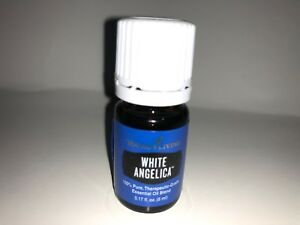 Young Living Essential Oil - White Angelica 5ml - NEW Unopened!