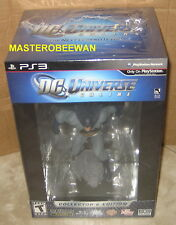 PS3 DC Universe Online Collector's Edition New Sealed (Sony PlayStation 3, 2011)