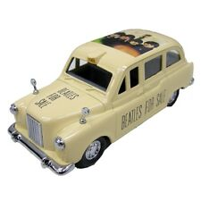 BEATLES Model Taxi Modellino Rubber Soul Album OFFICIAL MERCHANDISE