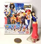 One Piece Nico Robin trading figure Bandai Straw Hat Pirates Chozokei Damashii
