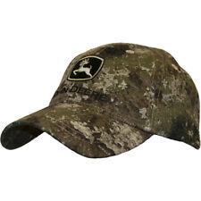 John Deere Boys' Youth Logo Strata Camo Hat/Cap - Lp70223