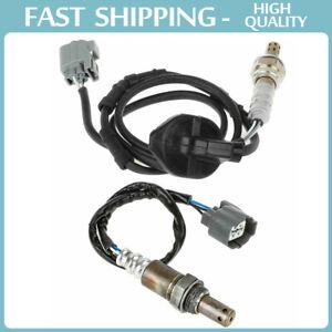 2pcs Upstream & Downstream O2 Oxygen Sensor for Honda Accord 2.4L 2003-2007