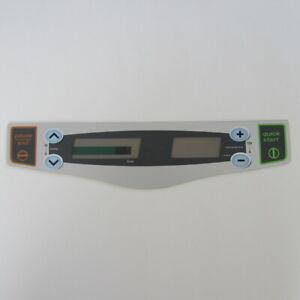 Cybex Arc Trainer 620A, 630A Lower Overlay Keypad