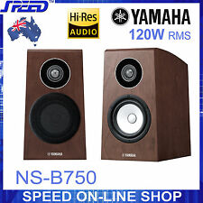 YAMAHA NS-B750 120W Bookshelf Speakers - High Resolution Audio - (pair) -Ex Demo
