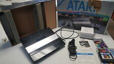 UNTESTED Atari 5200 W/ Box - 1 Controller - CIB Pacman game -NO AC Power Adapter