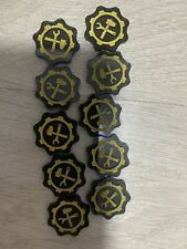 Warhammer Conquest LCG Gencon Promo Resource Tokens X 10
