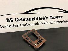 Mercedes Benz CLK W208 Schaltkulisse Abdeckung Elegance Wurzelholz Blende