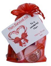 Mum Christmas Survival Kit Keepsake Gift For Mum Ideal Stocking Filler