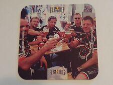 Beer Brewers Coaster ~ National Belgian Bier Promotional Ads ~ Fier De Nos Biere