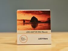Lee Filters 72mm Wide Angle Adapter Ring WA Filter