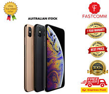 """Apple iPhone XS MAX 6.5"""" 64 / 256 / 512GB A2101 Cheap Unlocked [ AU Stock ] Expr"""