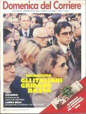 DOMENICA DEL CORRIERE N 7 - 14 FEBBRAIO 1979