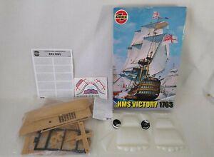 AIRFIX HMS Victory 1765 1:180 Model Kit A09252 Free Postage
