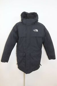 The North Face Men`s MCMURDO Goose Down HyVent Hooded  Parka Jacket sz Large