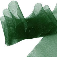 "approx. 2.74 m 10 cm de crin Trenza Verde Lima//crinolina Trim Pieza 4/"" 3 YD"